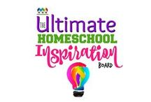 Ultimate Homeschool Inspiration / A collection of inspirational ideas to use in your homeschool from our favorite bloggers. If you'd like to contribute to this board with fun and interesting learning activities, please email info@hiphomeschoolmoms.com to request an invitation. Please limit new pins to 5 per day. Please do not use this board for advertising / marketing purposes for your products and services. Thank you for understanding.