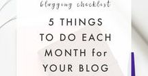 Monetizing Your Blog / Come here to learn how to grow your small business and make more money.