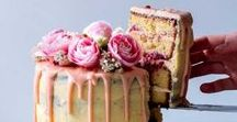 Decadent Desserts / Decadent, rich and not so healthy desserts.