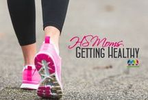 HS Moms Getting Healthy! / by Hip Homeschool Moms