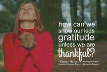 Raising Grateful Kids - Kristen Welch / by Hip Homeschool Moms