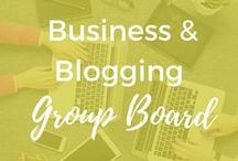 Business & Blogging Group Board / Calling all entrepreneurs, freelancers, creatives, and all in between, here's what you need to do to join the board. Follow Amber Dee and send a request to amber@theamberdee.com to be added. <<<GUIDELINES>>> Limit to 3 pins a day. Pin only about business & blogging. Link to valuable content not quotes. Pin more than your content. Spammy pinners will be deleted. Only members of the #EntrepreneurMasterminds FB group will be allowed to pin. Join the tribe here: www.theamberdee.com/joinhere