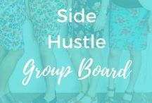 Side Hustle Group Board / Calling all side hustlers, part-time gigs, and all those in between, here's what you need to do to join the board. Follow Amber Dee and send a request through FB to be added. <<<GUIDELINES>>> Limit to 3 pins a day. Pin only about side hustling. Link to valuable content not just quotes. Pin more than your content. Spammy pinners will be deleted. Only members of the #EntrepreneurMasterminds FB group will be allowed to pin. Join the tribe here: www.theamberdee.com/join