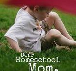 Homeschool Inspiration - People
