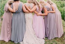Bridesmaids / Bridesmaids, Bridesmaids Dresses