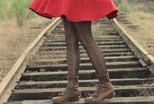 Fashion <3 / by Kiley Williams