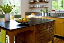 Kitchen Desires / by Brittany Kirby