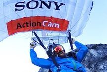 Catching the Action / Because it didn't really happen if you didn't take a pic or video of it... / by Sony Electronics