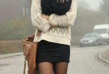 My Style<3 / Inspiration for outfits. Outfits I would like to recreate.. / by Courtney Tayon