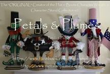 Centerpieces and Table Decorations / by Petals & Plumes
