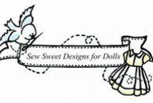 SEW SWEET DESIGNS FOR DOLLS (mrsbobbin@aol.com) / www.sewsweetdesignsfordolls.com
