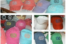 """""""If It's Not Moving, Monogram it!"""" / by Abby McAleer"""
