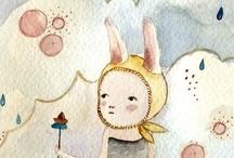 illustrations <3 / by Hyrön D'hëll