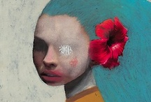 peinture / by Hyrön D'hëll