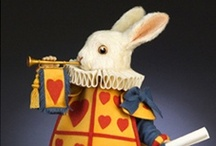 follow the white rabbit... / by Hyrön D'hëll