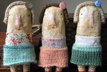 dolls  / by Hyrön D'hëll