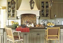 Kitchens / by Sherrill French