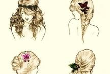 Hair Ideas / by Nellie Bauman