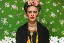Frida Kahlo / by Irma Martinez