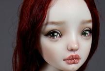 Art dolls / by Sara Elizabeth Shillingford