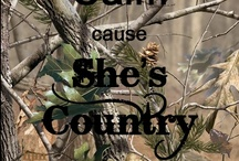 She's COUNTRY!  / by Kiley Williams