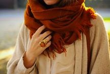 Scarves To Make / by Brittany Kirby