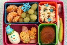 School lunch ideas for the littles