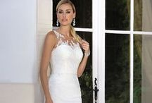 Short Wedding Dresses / We love shirt wedding dresses. These are the styles from our collection.