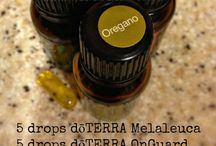 Essential oil uses / creative ways to use doterra essential oils