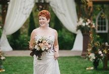 A Pretty Fall Wedding
