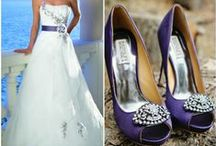 Shoe Match with your Dress / Are you looking for the best pair of shoes to match with your wedding dress? Here are some suggestions to help you on your way.