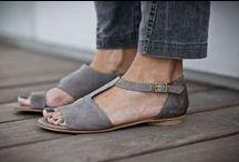 Footwear / by Brittany Kirby