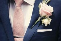 Grooms / Inspiration for Grooms and men in weddings.