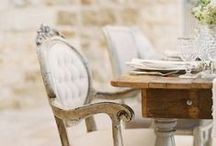 dining room / home decor