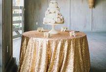 Gold Wedding Theme
