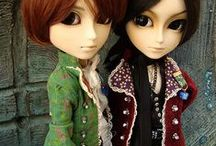 Handmade outfits 1/6 / Outfits handmade para pullip, taeyanyg, dal, isul y byul
