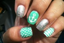 Nail Art / Beautiful nails / by Alexandria Bagwell
