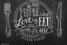 Eat / Favorite foods + recipes I'd like to try... / by Krystina Lee