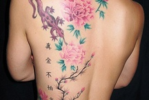 tattoos / by Jenny Adkins