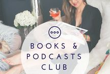 Books. Podcasts. / For your inner enterpreneur, adventurer, and blogger.  + Read. Listen. Lists.