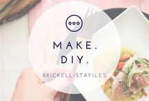 Make. DIY. / Crafts & DIY ideas.