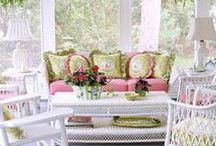 Porches/Sunrooms/Decks / by Dana Murphy