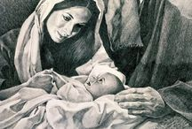 Christmas / Jesus is the reason for the season / by Margaret Rich