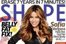 SHAPE Cover Models / Get inspired by our beautiful, empowered cover models through the years. / by SHAPE magazine
