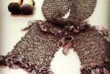 Knitting & Crocheting / by Judy Shipp