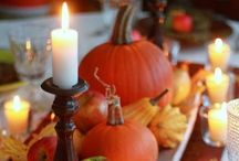 Fall Holiday Ideas / by Kellie Lawrence