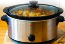 Crock Pot! / by Stacy Paprocki