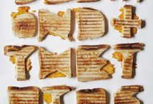 Grilled Cheese  & Soup / by Nina Vail