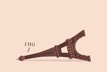 Eiffel Tower / by Krystina Lee