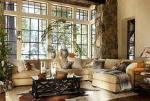 Dream Living Room / by Krystina Lee